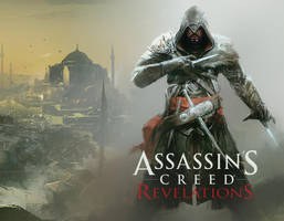 Assassin's Creed Revelations by lacedemonio