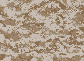 Camouflage - United States - MARPAT(Desert) by BradVickers