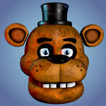 3Ds Max Freddy   W.I.P 2 by NeeTroo