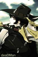 Gun x Sword by 13deadman