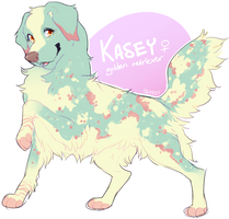 Kasey the Golden - FOR SALE - ENDED by Kiboku