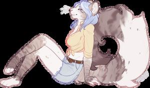 Gray by Kiboku