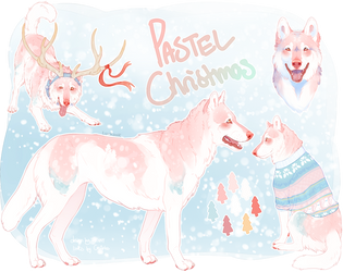 Pastel Christmas - OPEN by Kiboku