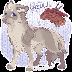 Lazuli Zuli by Kiboku