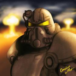 Power Armor [Fallout] by omolon-art