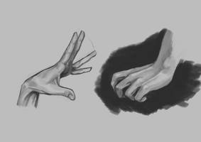 2 - Hands [16 Days Challenge] by S-E-Sagas