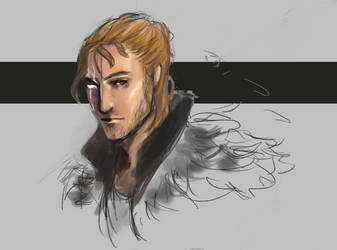 Anders - Dragon Age II by S-E-Sagas