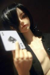 Mr. Ace of Spades by Ramzaa