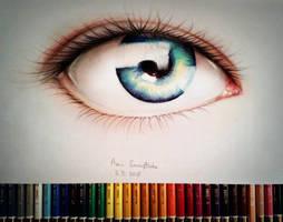 Eye by AmiiSnowflake