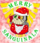 Merry Sanguinala by bugatik