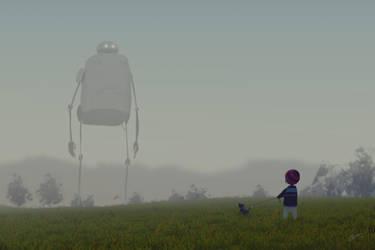 Encounter by GorosArt