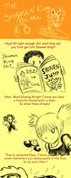 Shaman King Meme by FishPhibian