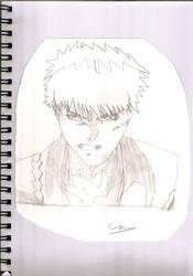 Ichigo Kurosaki by VexylGraphics