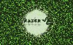 Razer Wallpaper 1 by VexylGraphics