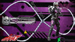 Mashin Chaser Wallpaper Deviant by VexylGraphics