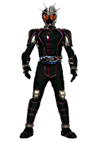 Kamen Rider Chaser Re-Design by VexylGraphics