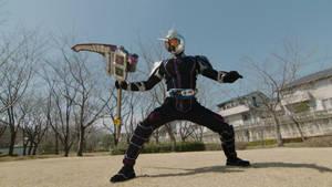 Kamen Rider Chaser Re-Design V2 by VexylGraphics