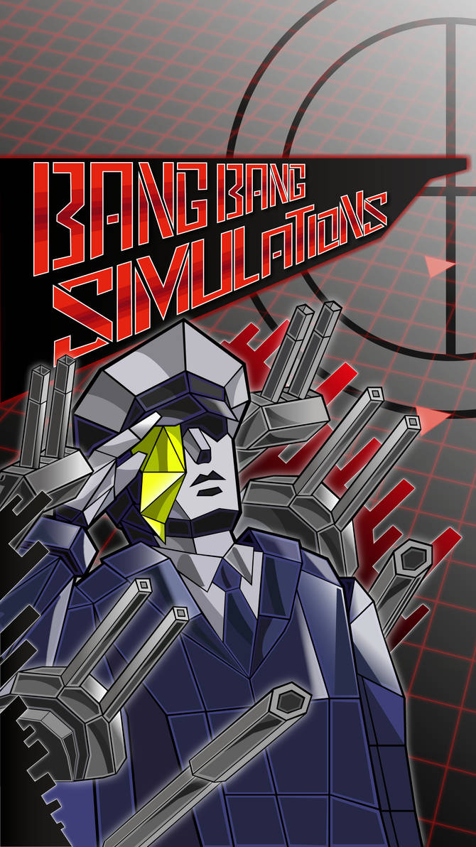 Bang Bang Simulations Gashat Art by VexylGraphics