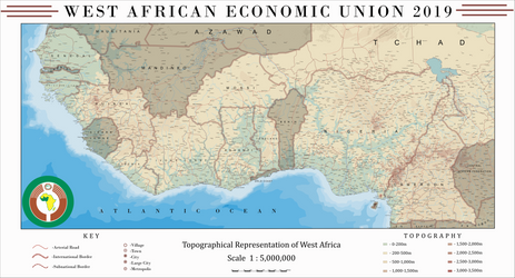 OFC West African Economic Union 2019 by theaidanman