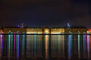 Place de la Bourse Bordeaux by CyrilRoussy