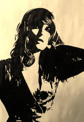 Florence Welch by myusernamewastaken2