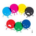 CMYK vs RGB by petipoa