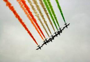 Italian Airshow by aajohan