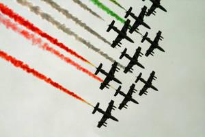 Italian Airshow 3 by aajohan