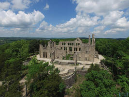 Castle Ruins, Haha Tonka State Park, Missouri by Rods-Lair