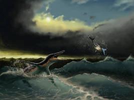 Storm. by Plioart