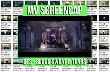 BTS - Blood Sweat And Tears MV ScreenCap by memiecute