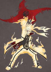 ++COMMISSION++ - Naruto by J0N-Lankry