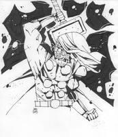 Thor by J0N-Lankry