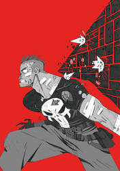 The Punisher by J0N-Lankry
