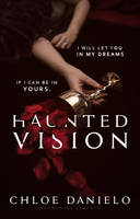 Haunted Vision   Wattpad Cover by sugarsweetmiracles