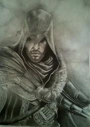 Ezio by Donna-Vanozza1211