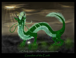 Guardian of the Earth by Elflady88