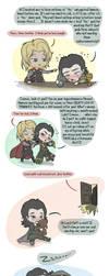 Loki's Softer Side by JazzySatinDoll