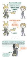 Loki Meets Tom by JazzySatinDoll