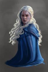 Daenerys Targaryen by JazzySatinDoll