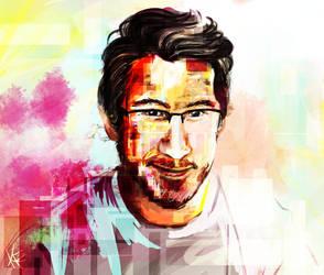 Colour me Mark by JazzySatinDoll