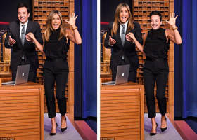 Headswap 10: Jimmy and Jennifer Aniston Headswap by Headswapster