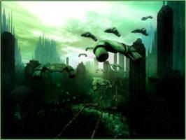 Invaders by Plassgard
