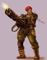 Metal Gear 2 - 25th Anniversary by Prydonian-Poet