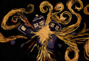 The Pandorica Opens by Ulla-Andy
