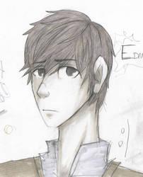 bust- edmund by Biokun