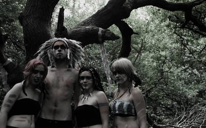 Indians of Neverland by Neko-Tiffy
