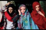 Hijabi Sistaaahs by Na7s