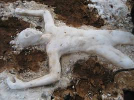 Death of a Snowman by CheshireBat
