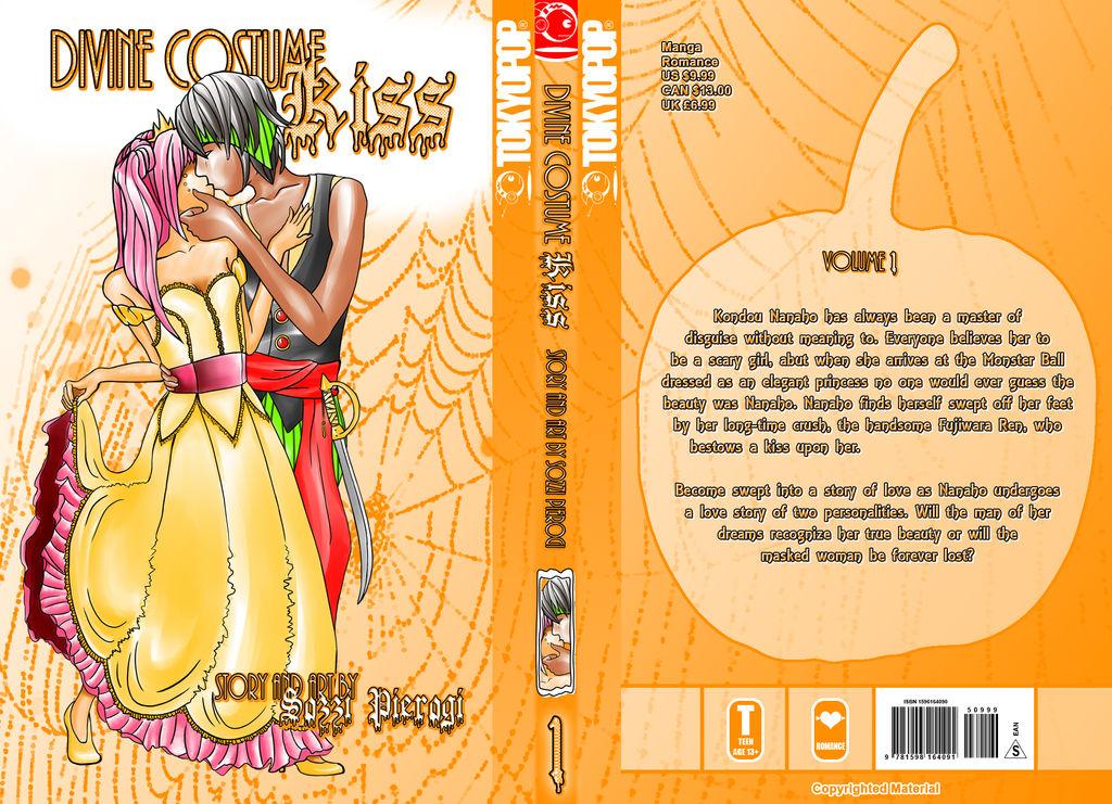 Divine Costume Kiss by Sozzi-Pierogi